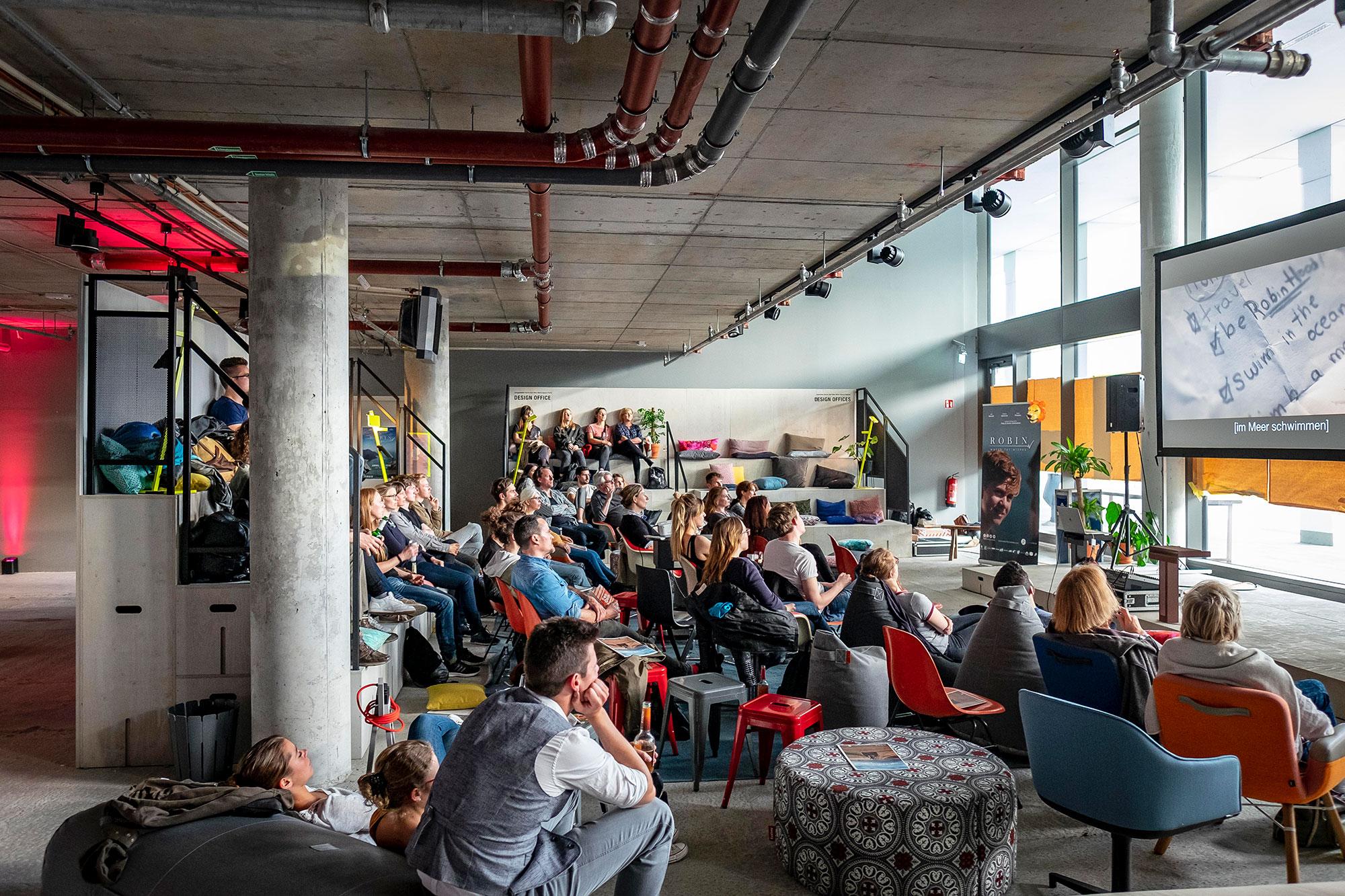 sprintfish Standorte & Meetingrooms