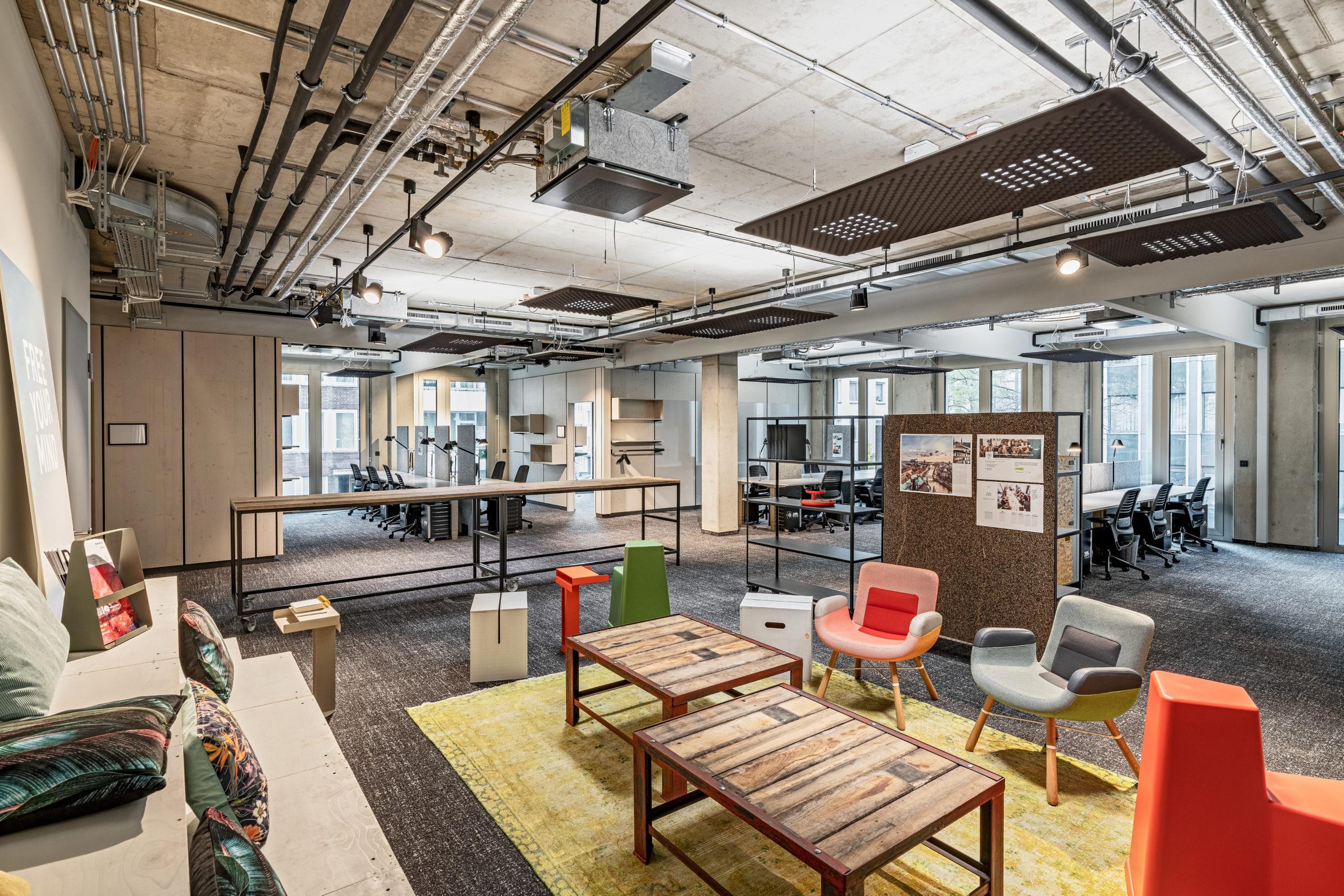 sprinfish Standorte und Meetingroom